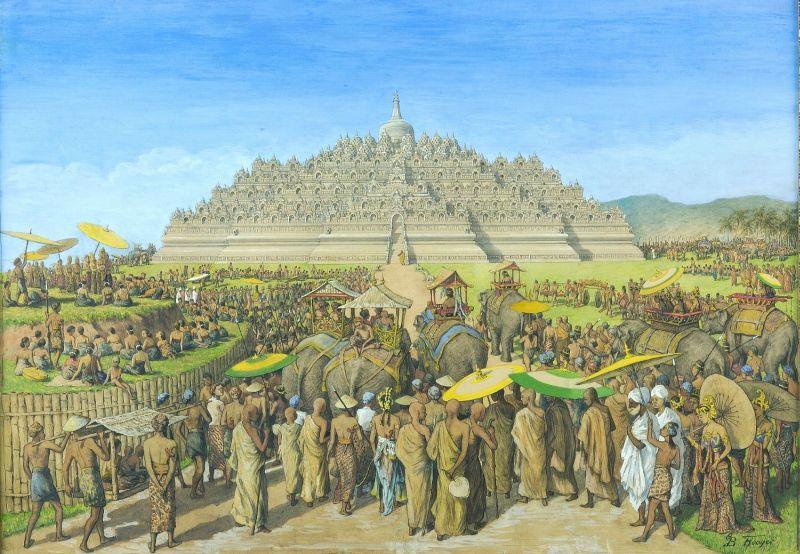 Makalah Tentang Candi Borobudur Makalah Tentang Candi Borobudur