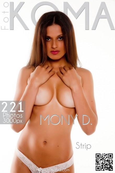 FotoKoma 2014-10-04 Mony D - Strip 10120