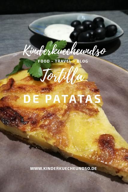 Rezept für Tortilla de patatas