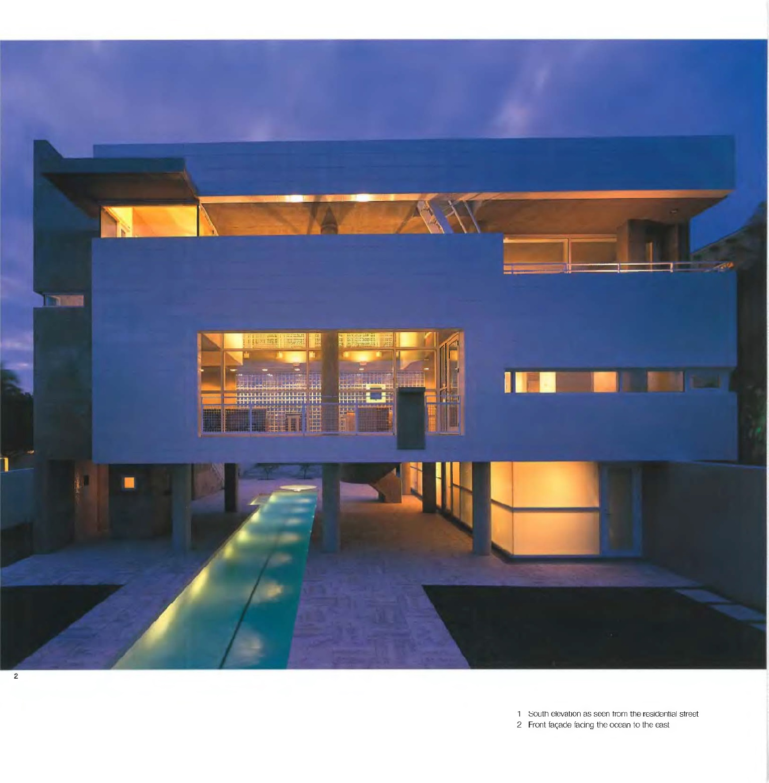 ARTchitecture: House in Delray Beach