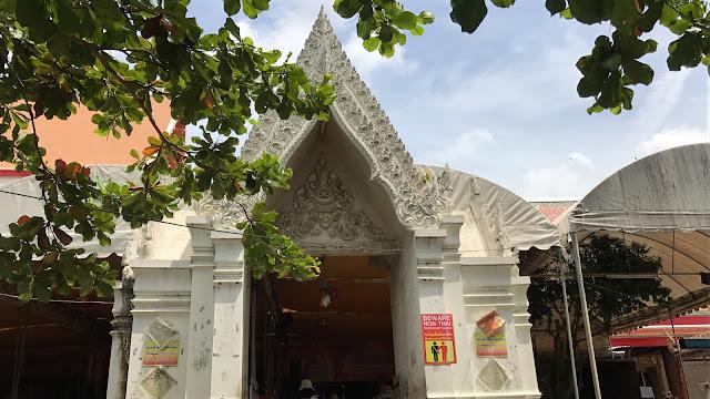 Wat Niwet Thammaprawat Gothic Temple.