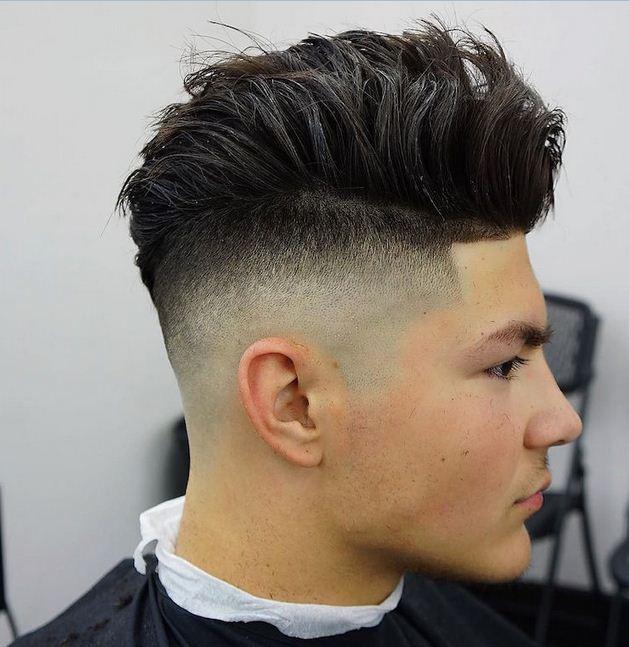 Astounding Men39S Hairstyles Skin Fade Haircuts For 2016 3Magazi Hairstyles For Men Maxibearus