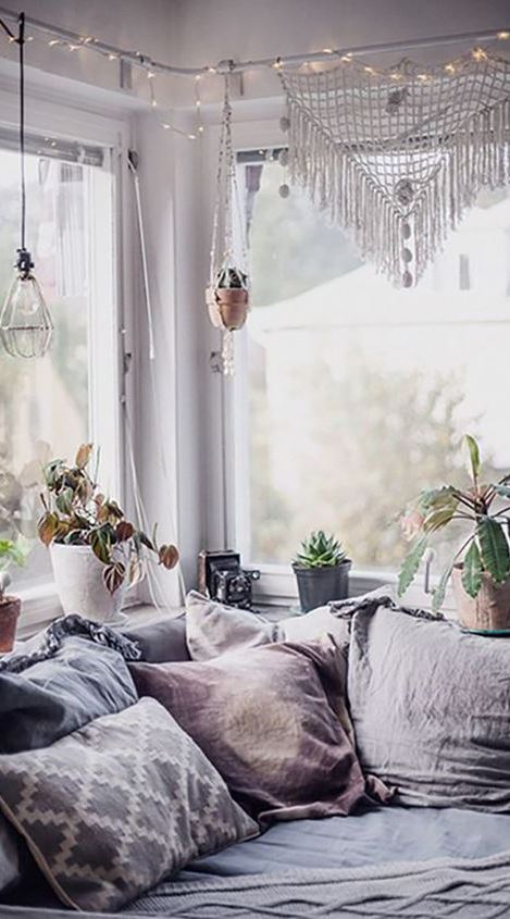 boho interior design inspiration