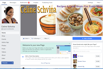 Author Celine Schvina
