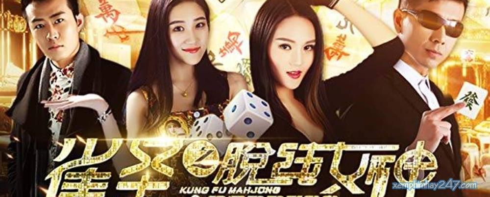 http://xemphimhay247.com - Xem phim hay 247 - Kungfu Mạc Chược 4: Nữ Thần (2019) - Kung Fu Mahjong Goddess (2019)