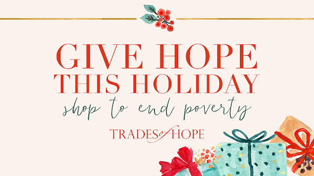#ad Give Hope shop Trades of Hope
