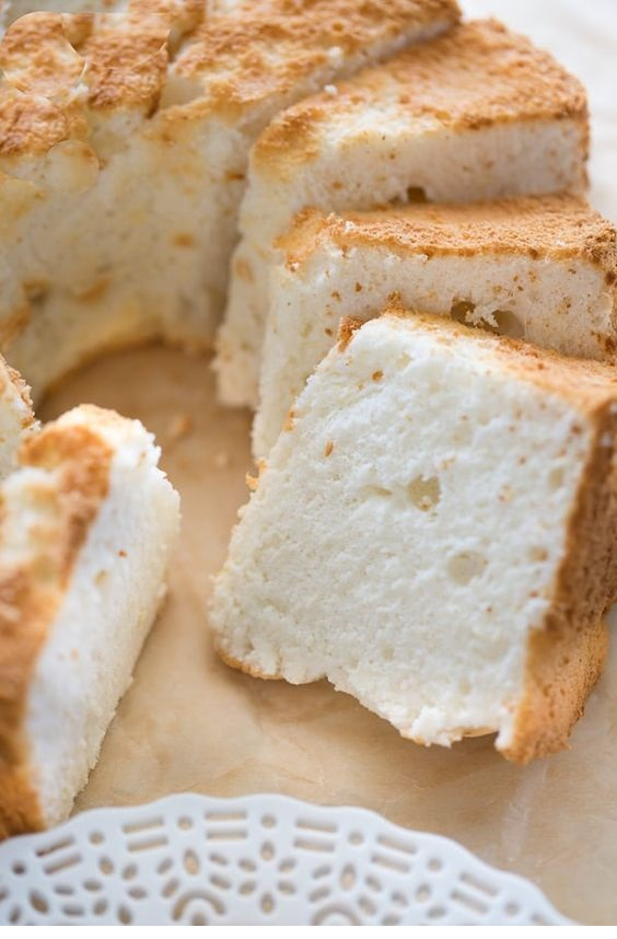 Perfect Gluten-Free Angel Food Cake