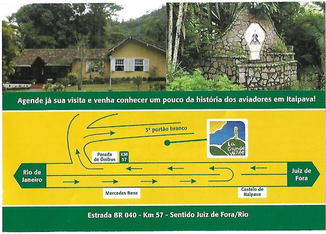 Localização La Grande Vallée