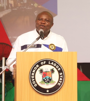 Primary election: Ambode trains ward agents ...receives endorsement from APC special interest groups
