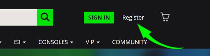 green man gaming 登録