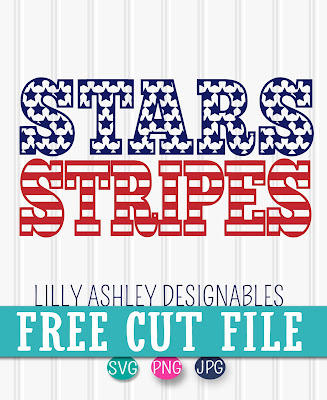 free patriotic svg cut files lilly ashley designables