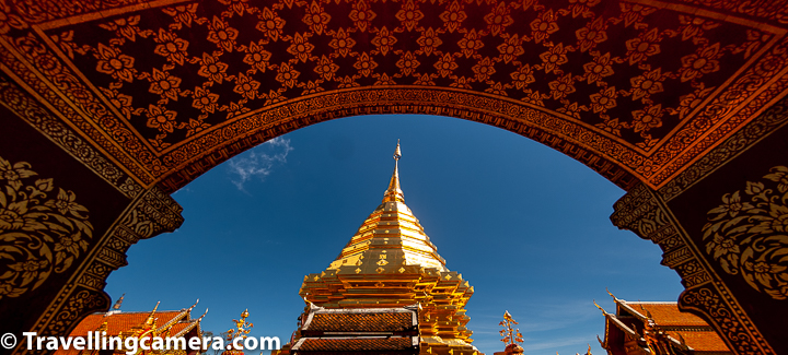 How to reach Doi Suthep from Chiang Mai City ?    Rent a bike : This is one of the best options to explore Thailand cities. Rent a bike and feel free to explore places around the city. It saves lot of your time, money and offers you freedom. Just be aware that at times there are chances of getting into scam when owner may claim more money when you return the bike.   Songthaew : The linked blog shares very good information how to use Songthaew like a local and reach places while saving money in Chiang Mai. They can be found almost everywhere in Chiang Mai City.