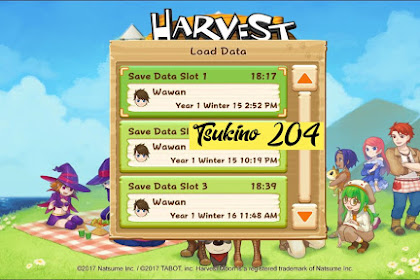 Download Harvest Moon Light Of Hope Save Game Completed