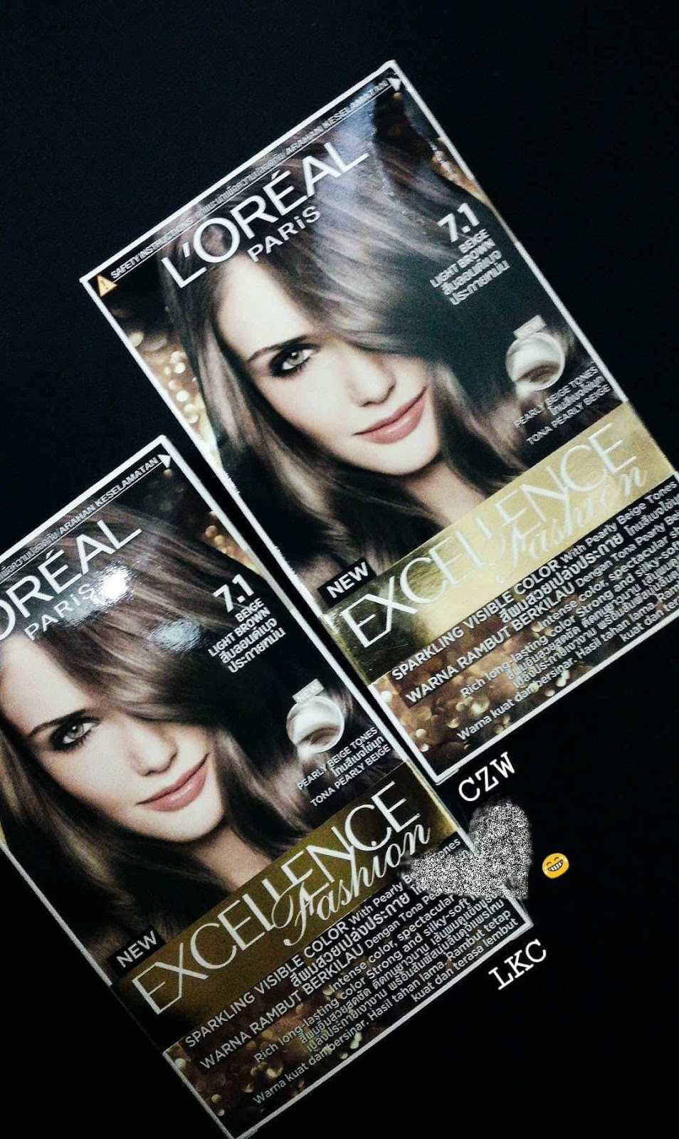 Loreal 71beige Light Brown Review Pearly Beige Tone
