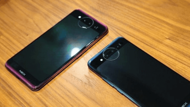 Vivo NEX 2 with Dual Screens and Triple Rear Cameras Officially Teased