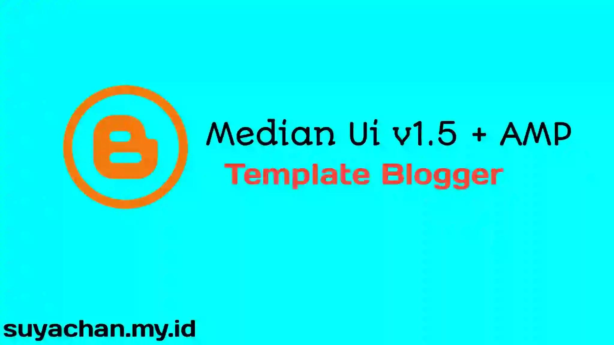 Median Ui v1.5 + AMP (Paket Lengkap)