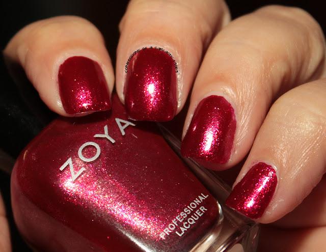 Zoya Grunge Metallic Holos - Alsh