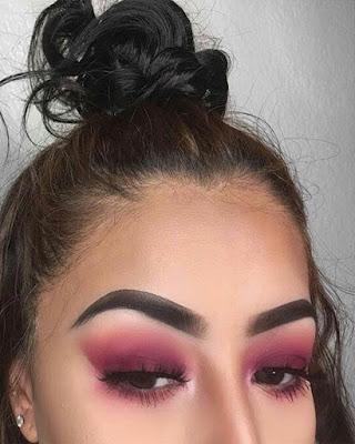 makeup burdeos