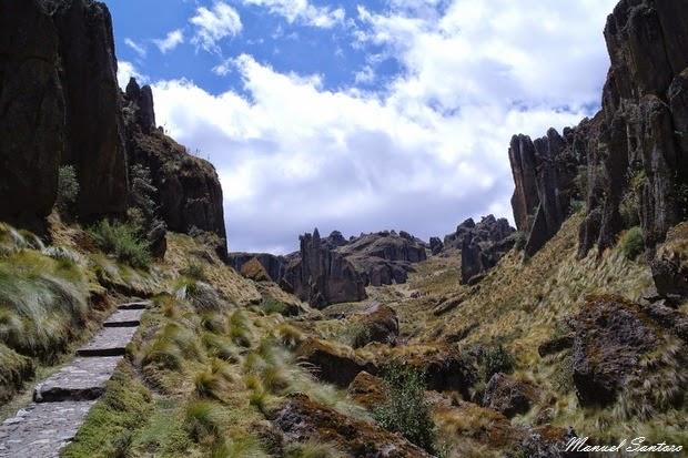 Cajamarca, Cumbe Mayo