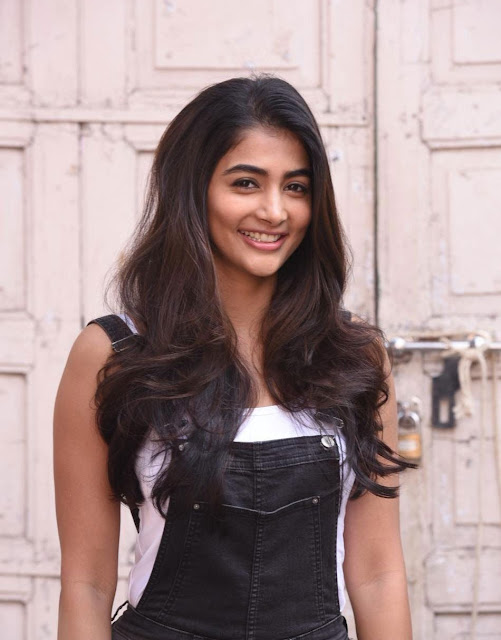 Actress Pooja Hegde  Photos 2017