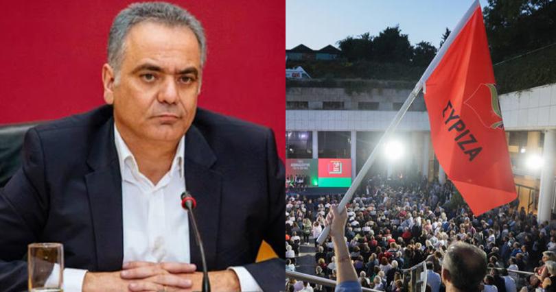 Σκουρλέτης: «Ο ΣΥΡΙΖΑ είναι έτοιμος για πρόωρες εκλογές»