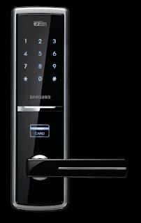 Khóa cửa điện tử phù hợp cho tất cả các loại cửa