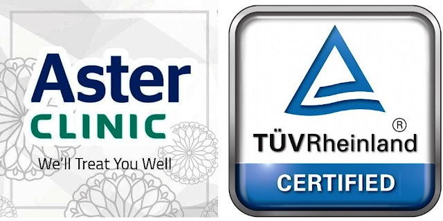 Aster Clinic in the Philippines now ISO 9001:2015 Certified