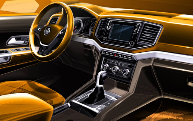 VW Truck 2018 Volkswagen Amarok Change, Rumors