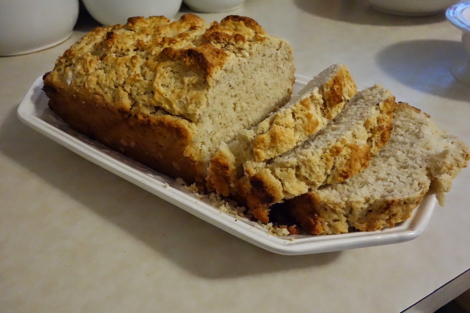 Things My Mother Taught Me Beer Bread