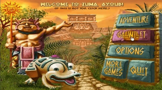 Download Zuma Deluxe Game 2018 for Windows PC full and active