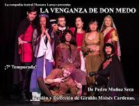 Teatro VICTORIA. - Programación Teatral de Febrero -