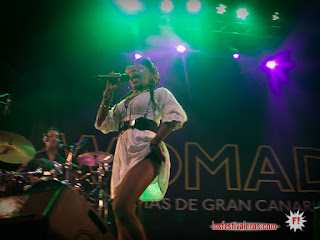 Womad Las Palmas de Gran Canaria 2017 - La Dame Blanche (Cuba)