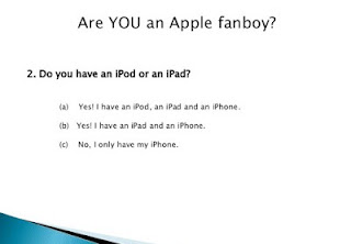 apple fanboy
