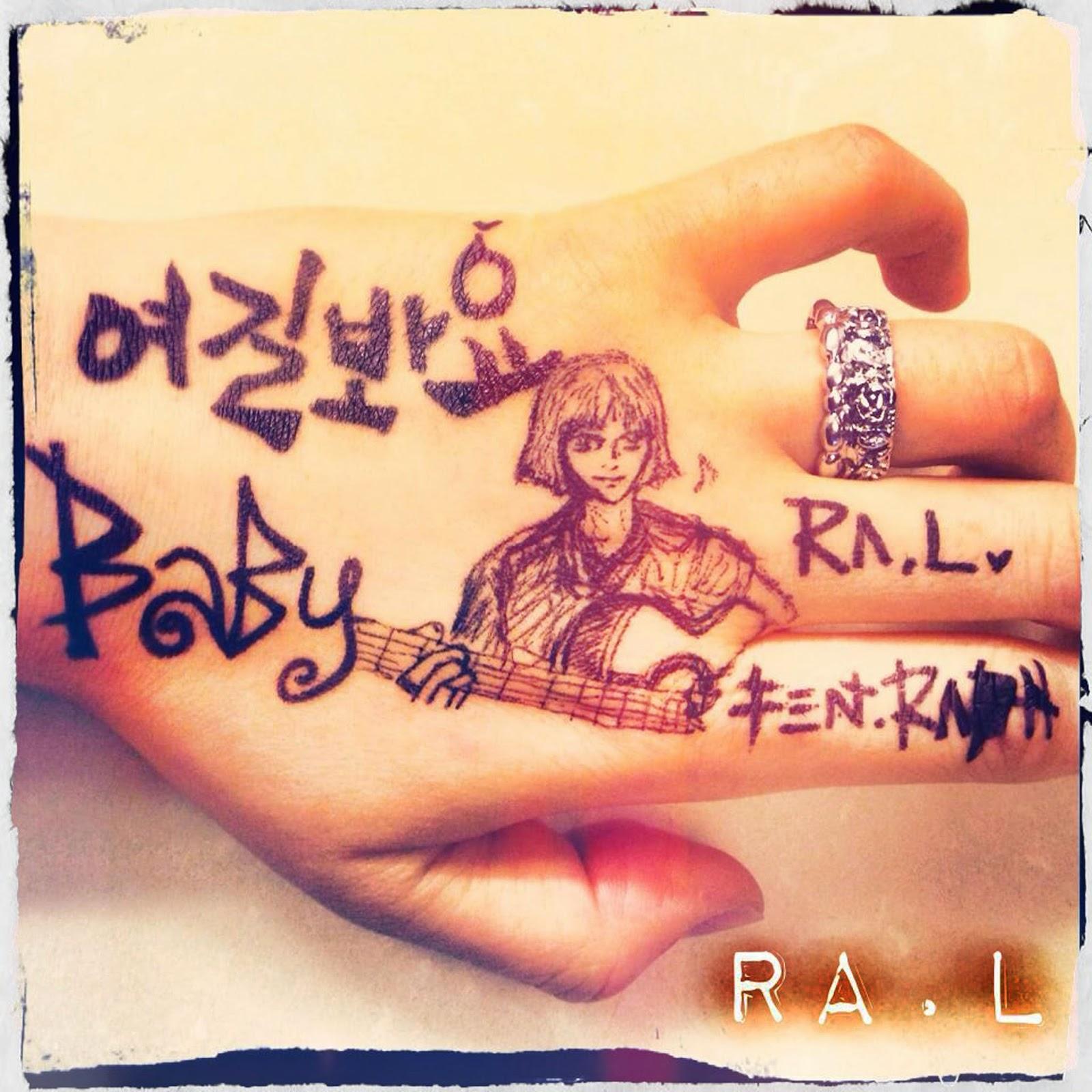 [Single] Ra.L – 여길봐요 Baby (Feat. Raph)