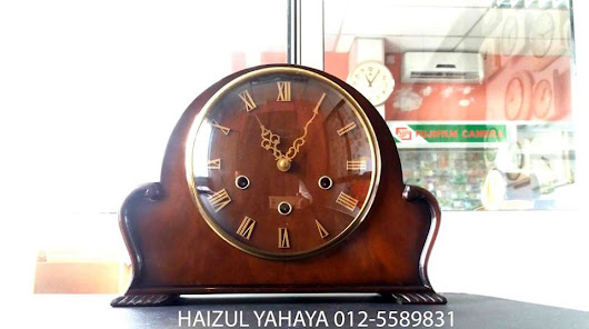 SMITHS ENGLISH CLOCK - RM1500 (SOLD)