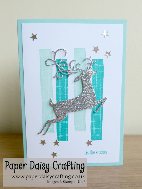 Detailed Deer and Dashing Deer from Stampin Up