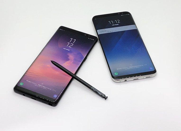 Unlock Samsung Galaxy Note 8 AU SCV37  Galaxy Mobile Japan