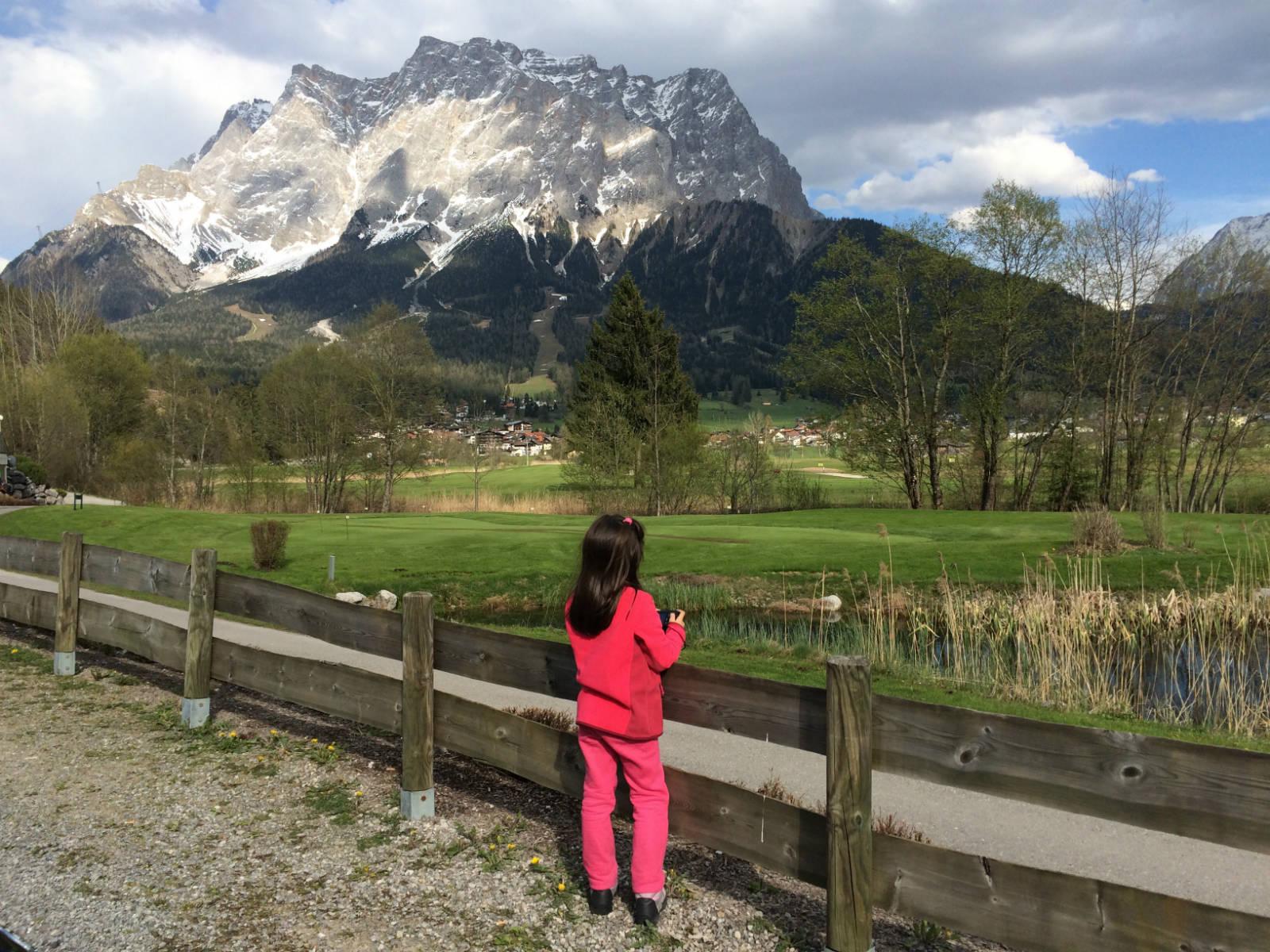 Alpes à vista