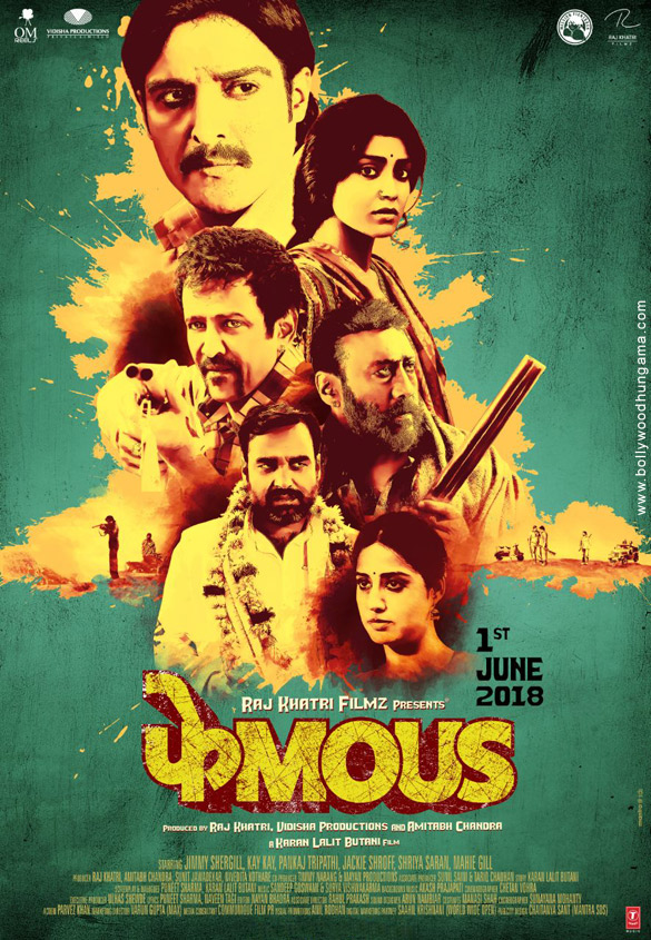 Phamous 2018 Hindi Pre-DVDRip 700MB 1CD x264