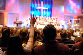 FIVE MAJOR REASONS WHY PEOPLE GO TO CHURCH