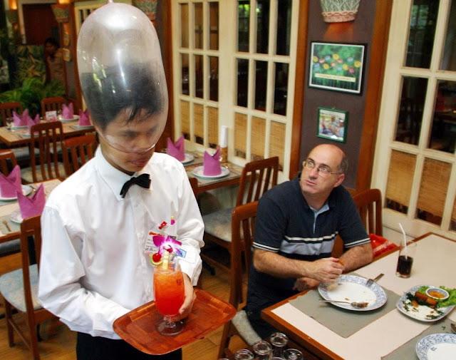 Restoran yang nyeleneh yang ada di Dunia