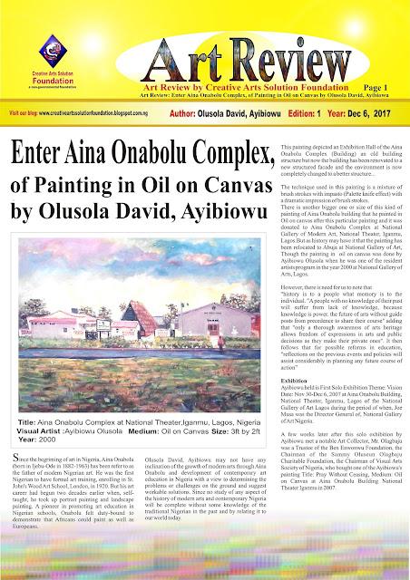 http://creativeartssolutionfoundation.blogspot.com.ng/2017/12/enter-aina-onabolu-complex-of-painting.html