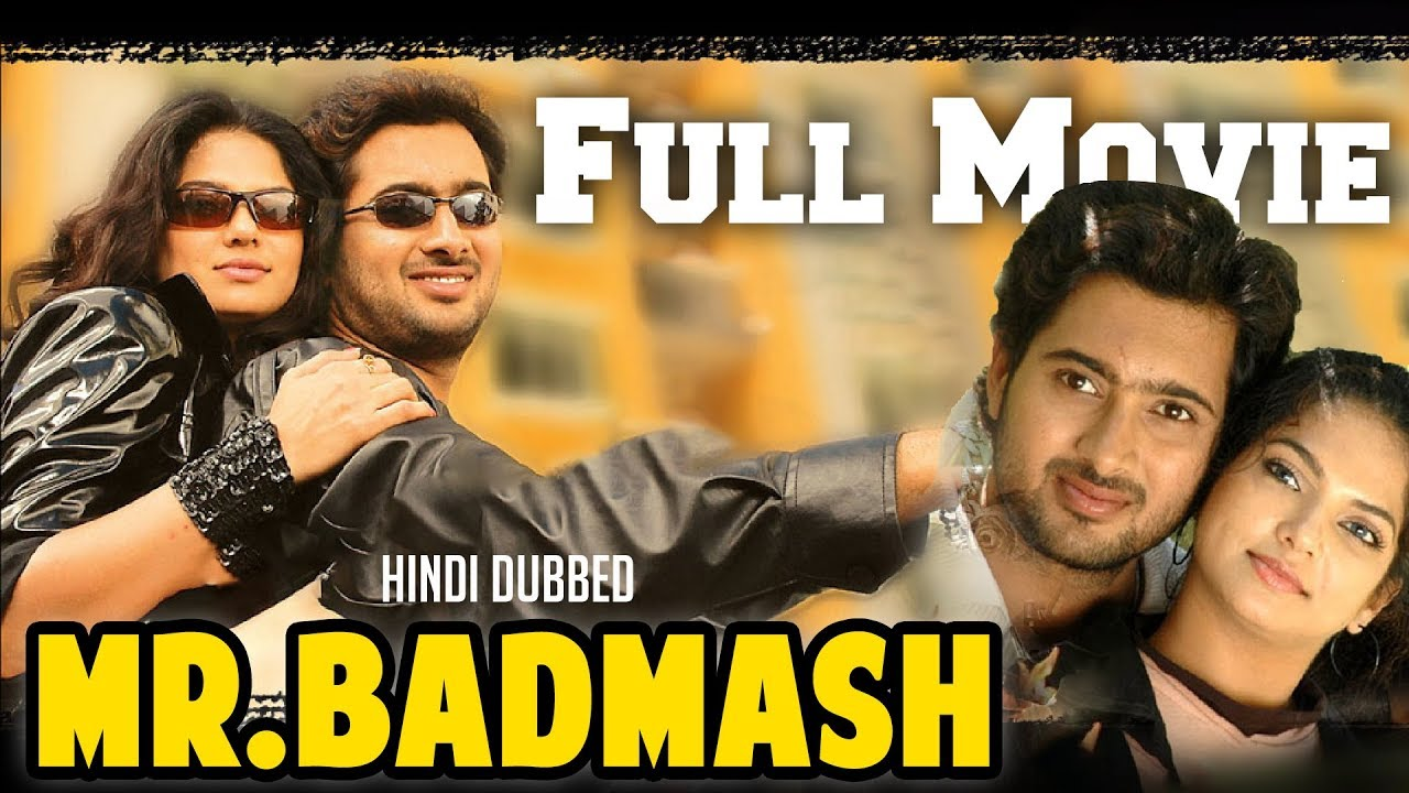Mr.Badmash 2019 Hindi Dubbed 720p HDRip 1.4GB