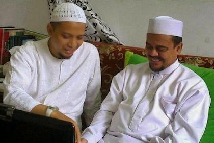 Pernah Dijebloskan ke Penjara, Habib Rizieq Malah Do'akan Aparat Yang Membawanya ke Penjara