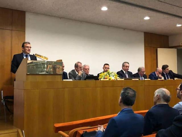 Παρουσία του Επιμελητηρίου Αργολίδας στη Γενική Συνέλευση της ΚΕΕΕ στη Χίο