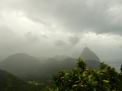 Pitons, St. Lucia - www.modenmakeup.com
