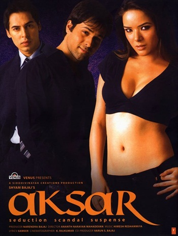 Aksar 2006 Hindi 720p DVDRip 850mb