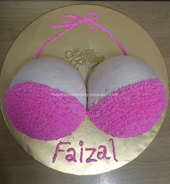 SawSawLady: happy birthday to MOHAMED FAIZAL BIN MOHAMED AKIB