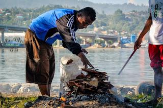 Save Teluk Ambon Catatan Tajudin Buano