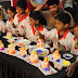 Record 411 Eco-Friendly Ganesha Murti's made at Viviana Mall in just two days